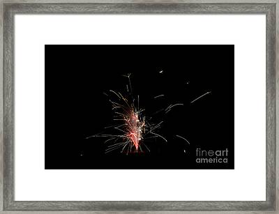 Fireworks 23 Framed Print by Cassie Marie Photography