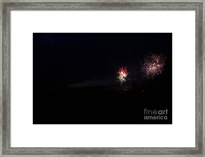 Fireworks 37 Framed Print by Cassie Marie Photography