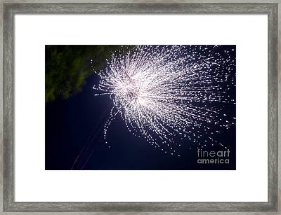 Fireworks 43 Framed Print by Cassie Marie Photography