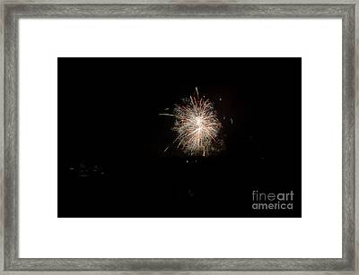 Fireworks 51 Framed Print by Cassie Marie Photography