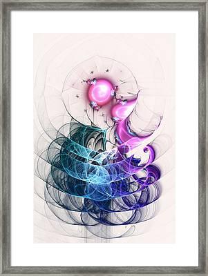 First Impression Framed Print by Anastasiya Malakhova