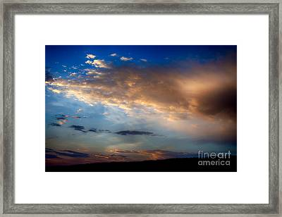 First Morning Light Framed Print by Thomas R Fletcher