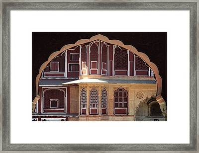 First Sight Framed Print by A Rey