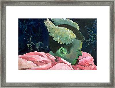 First Sight Framed Print by Rene Capone