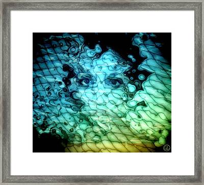 Fishermans Catch Framed Print by Gun Legler