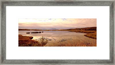 Fjord Iceland Framed Print by Panoramic Images