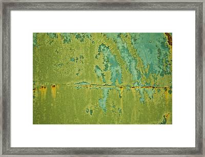 Fjords 2 Framed Print by Mark Weaver