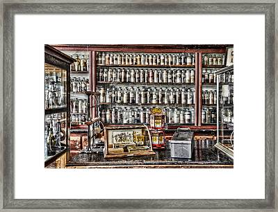 Flavors Framed Print by Ken Smith