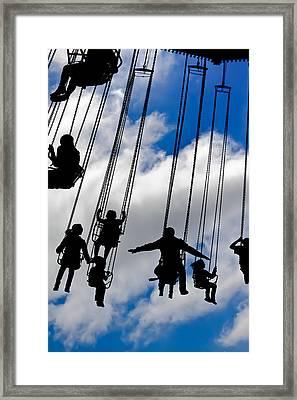 Flight Framed Print by Caitlyn  Grasso