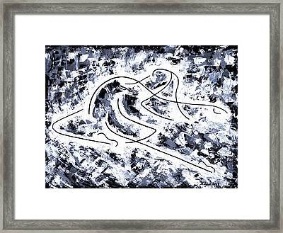 Flight Framed Print by Kamil Swiatek