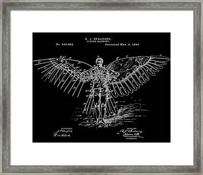 Flight Suit Framed Print by Dan Sproul