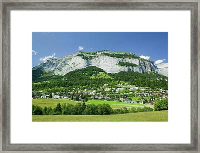 Flims Framed Print by Ashley Cooper