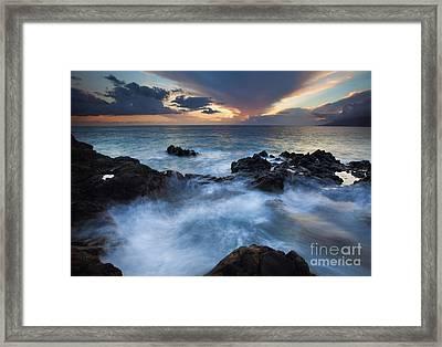 Flooded Framed Print by Mike  Dawson