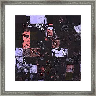 Florus Pokus 01e Framed Print by Variance Collections