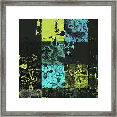 Florus Pokus A02 Framed Print by Variance Collections