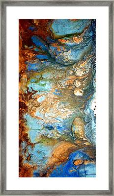 Flourish Framed Print by Holly Anderson