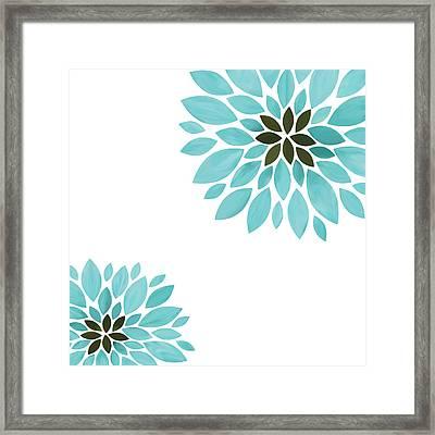 Flower Framed Print by Art Spectrum
