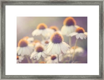 Flowerchild Framed Print by Amy Tyler