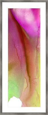 Fluidity 6 B Framed Print by Brian Allan