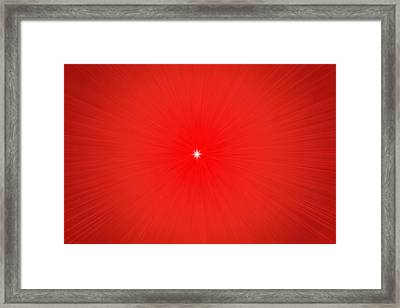 Focus For Meditation Framed Print by Philip Ralley