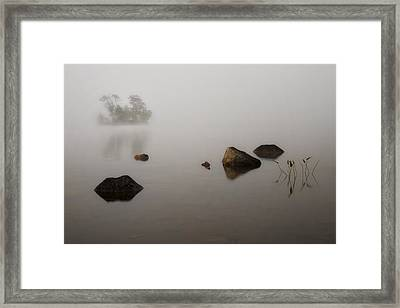Foggy Morn Framed Print by Darylann Leonard Photography