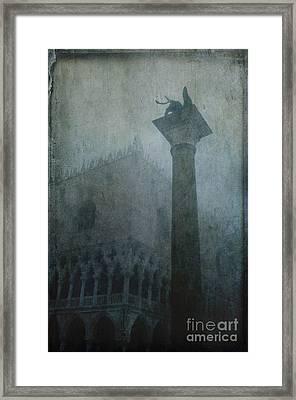Foggy Morning Framed Print by Marion Galt