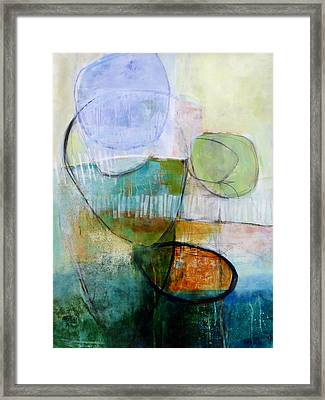 Fogo Island 1 Framed Print by Jane Davies