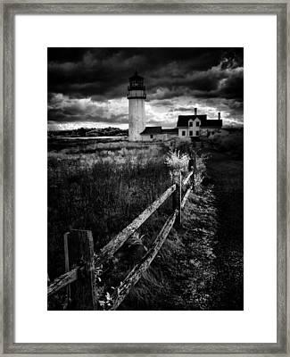 Follow Me Framed Print by Robert McCubbin