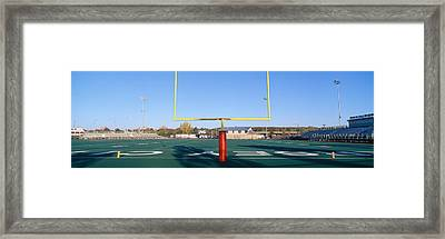Football Stadium, Jersey City, New Framed Print by Panoramic Images