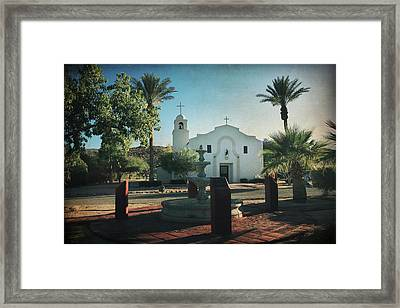 For Whom The Bell Tolls Framed Print by Laurie Search