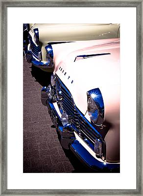 Ford Zephyrs Framed Print by Phil 'motography' Clark