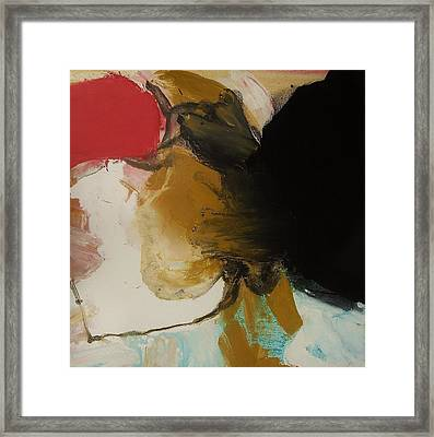 Forever Is Not Enough Framed Print by Alan Taylor Jeffries