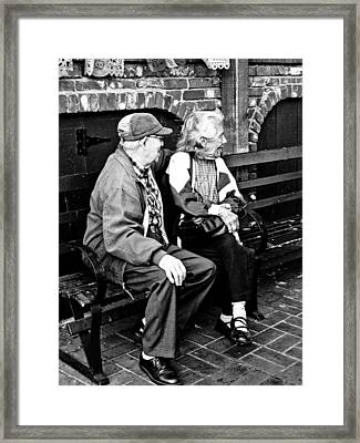 Forever Young Framed Print by Andrew Raby