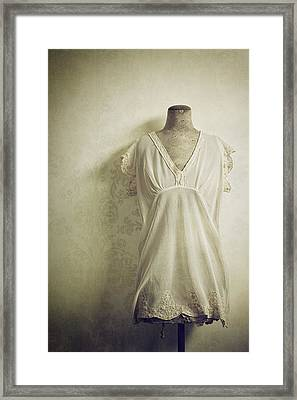 Forgotten Beauty Framed Print by Amy Weiss