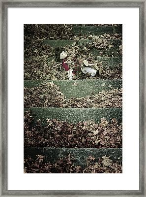 Forgotten Doll Framed Print by Joana Kruse