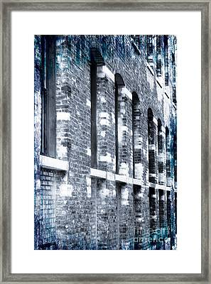Forlorn Abstraction Framed Print by Jamie Lynn
