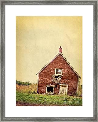Forsaken Dreams Framed Print by Edward Fielding