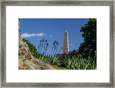 Fort Griswold Monument Framed Print by Kirkodd Photography Of New England