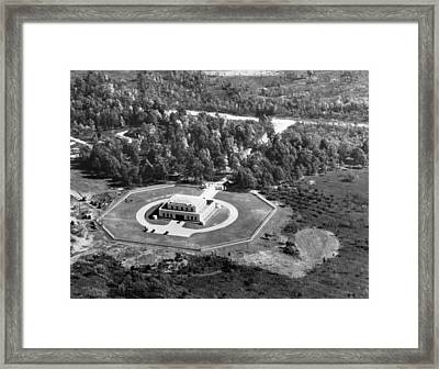 Fort Knox, Kentucky Framed Print by Underwood Archives