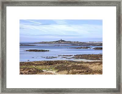 Fort Saumarez - Guernsey Framed Print by Joana Kruse