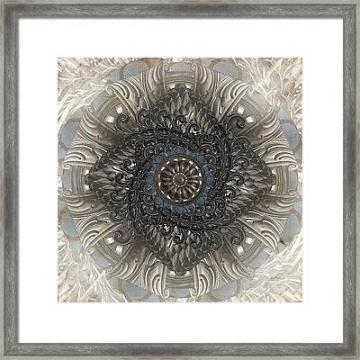 Found Framed Print by April Moen
