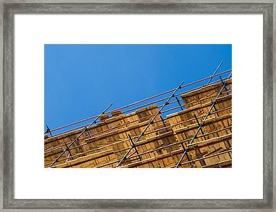 Foundation - Featured 2 Framed Print by Alexander Senin