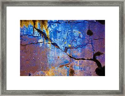 Foundation Number Thirteen Framed Print by Bob Orsillo