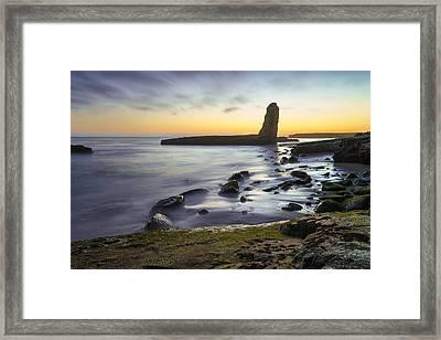 Four Mile Beach Framed Print by Francesco Emanuele Carucci