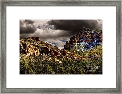 Four Seasons Framed Print by Jon Burch Photography