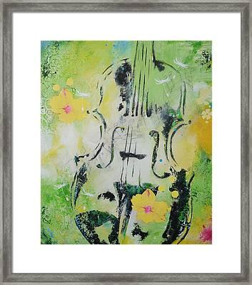 Four Seasons Spring Framed Print by Bitten Kari