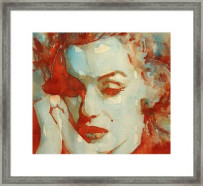 Fragile Framed Print by Paul Lovering