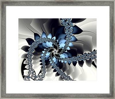 Fragments Framed Print by Kevin Trow