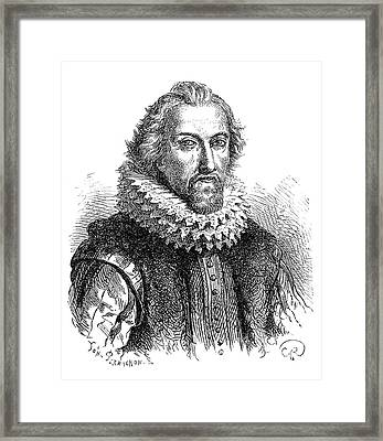 Francis Bacon Framed Print by Science Photo Library