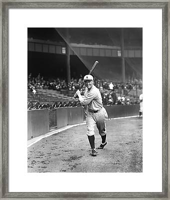 Frank B. Mcgowan Framed Print by Retro Images Archive